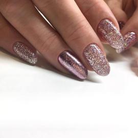 102 MIX Pink Holographic Glitter