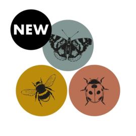 Natuur stickers
