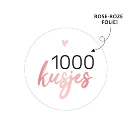 1000 kusjes