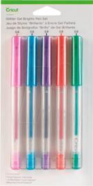 Cricut | Glitter Gel Pen Set Brights (2004026)