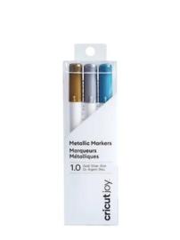 Cricut joy - Metallic Marker 3-pack