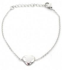 Heart | Bracelet | Silver