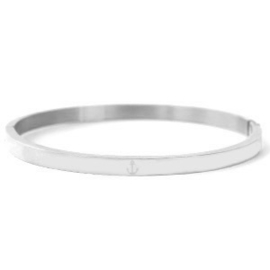 Anker | Bangle | Silver