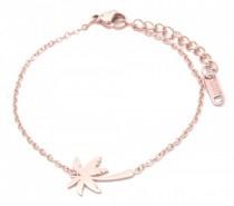 Palm Tree | Bracelet | Rosé