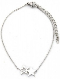 Stars | Bracelet | Silver