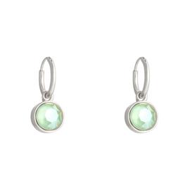 Shine Bright   Oorbellen   Mint-Silver