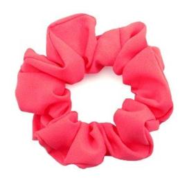 Scrunchie | Coral Red