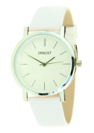 Ernst | Horloge | Wit