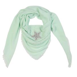 Swarovski Ster | Sjaal | Mint