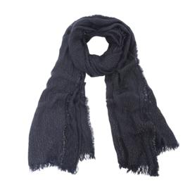 Glitter | Sjaal | Donker Blauw