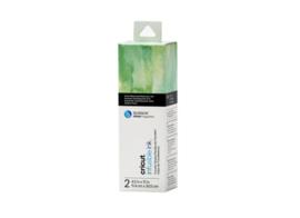 Cricut Infusible Ink Transfer Sheets Green Watercolor (2pcs)