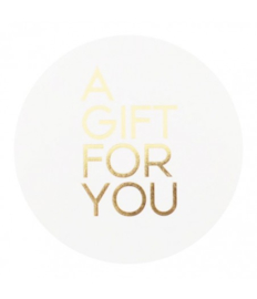 A Gift For You | Stickers | 10 stuks