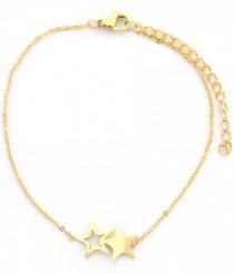 Stars | Bracelet | Gold