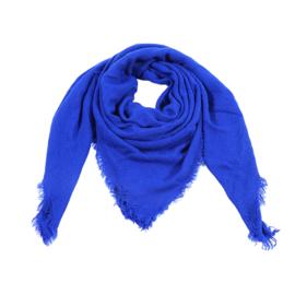 Winter | Sjaal | Cobalt Blauw