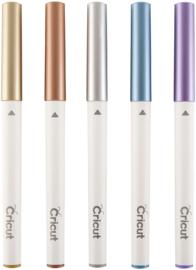 Cricut | Metallic Medium Point Pen Set (5pcs) (2008406)