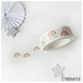 Rainbow | Washi/Masking Tape | 10 meter
