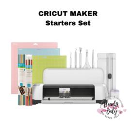 Cricut Maker - Starters Set ( Champagne Kleur)