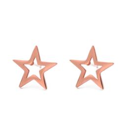 Star Open II | Studs | Rosé