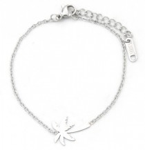 Palm Tree | Bracelet | Silver