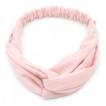 Stripe | Haarband | Roze