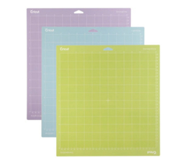 Cricut Cutting Mat 12x12 Inch Variety (3pcs) (2003546)