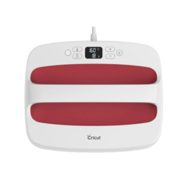 Cricut EasyPress 2 Raspberry | 'L' | 30 cm x 25 cm (12x10 inch)