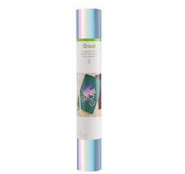 Cricut Holographic Vinyl Blue (2003989)