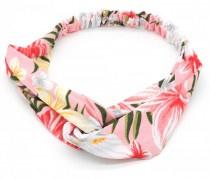 Flowers | Haarband | Roze