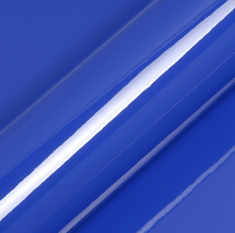 Vinyl   Electric Blue   Mat of Glans