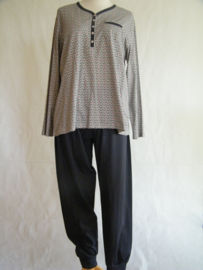 Dames Pyjama - Pastunette