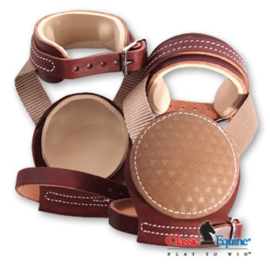 Classic Equine Skid Boots Buckle