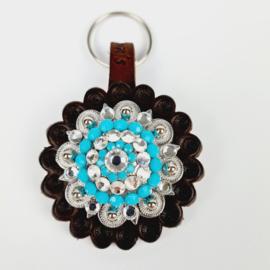 Sleutelhanger Turquoise