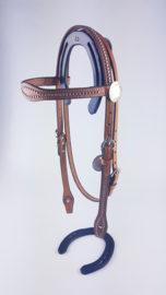 Headstall Billy Cook Dots