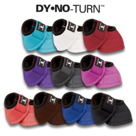 Classic Equine Bell boots DY NO-Turn