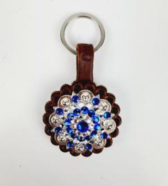 Sleutelhanger Royal Blue