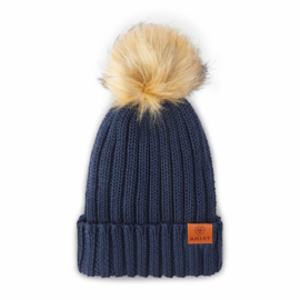 Ariat Cotswold Beanie Navy
