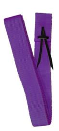 Nylon Tie Strap Purple