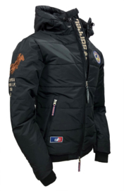 "OSWSA Wintertime Jacket ""Samantha"" Black"
