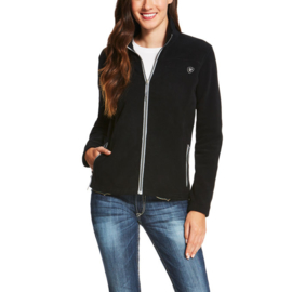 Ariat Basic Full Zip Black