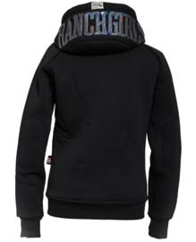 Ranchgirls Sweat Jacket Carbon/Multi