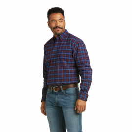 Ariat Pro Series Karlo Stretch Fitted Shirt