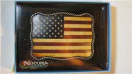 Nacona American Flag