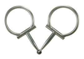 Tom Balding D-ring Snaffle