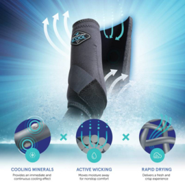 Professional's Choice 2XCool Sports Medicine Boots
