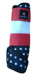 Arena Masters Front Boots Stars&Stripes