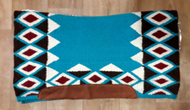 Arena Masters Wool Pad Turquoise