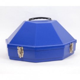 Hoedenkoffer Blauw