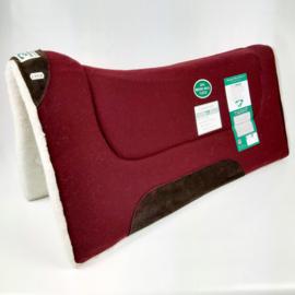Pad Diamond Wool Comfort Cutter Bordeaux