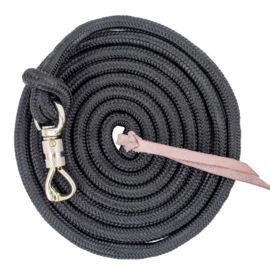 Horsemanship touw met swivel musketon