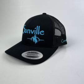 Sunville Cap Neon Blue